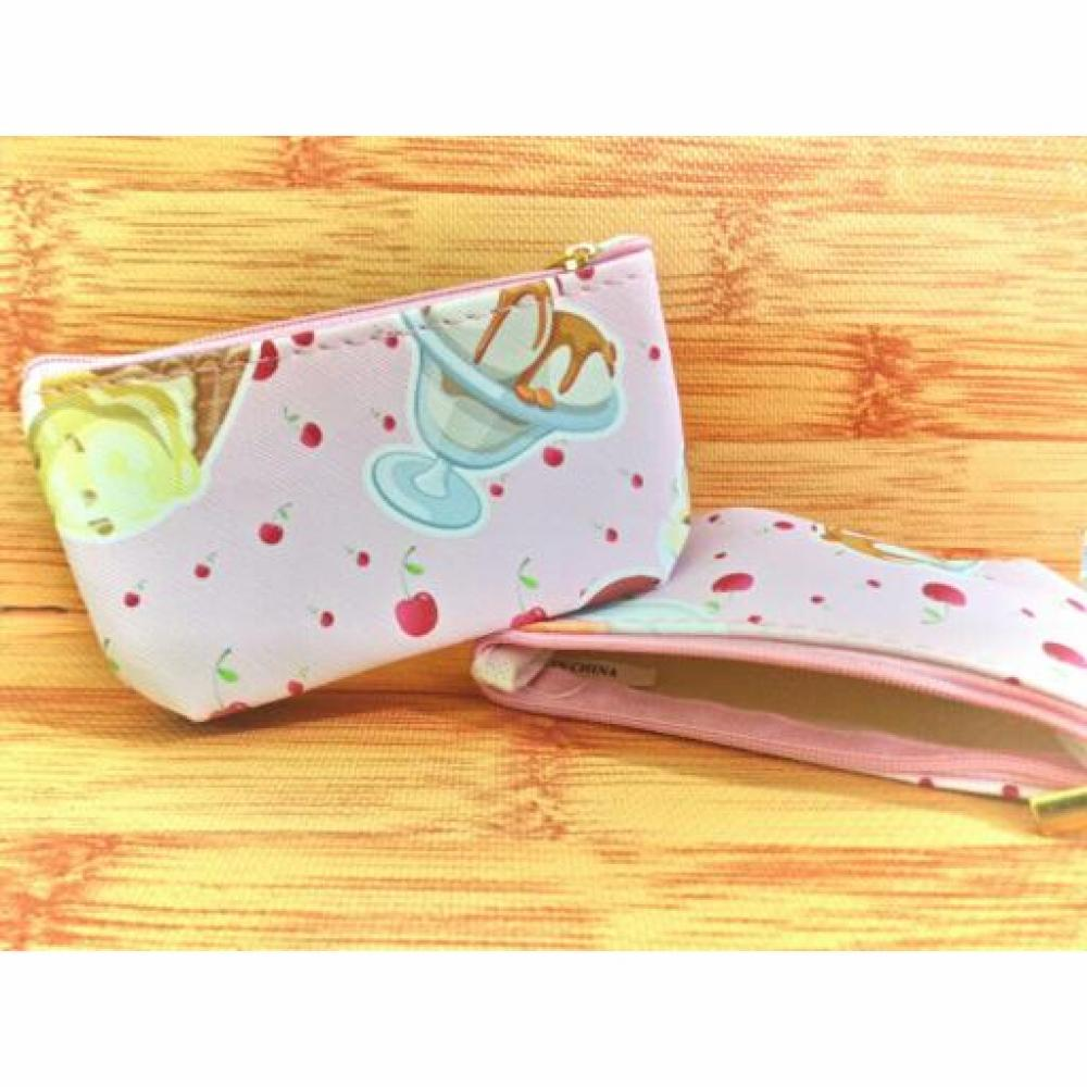Coin Pouch: Ice Cream - Dompet Koin / Dompet Uang