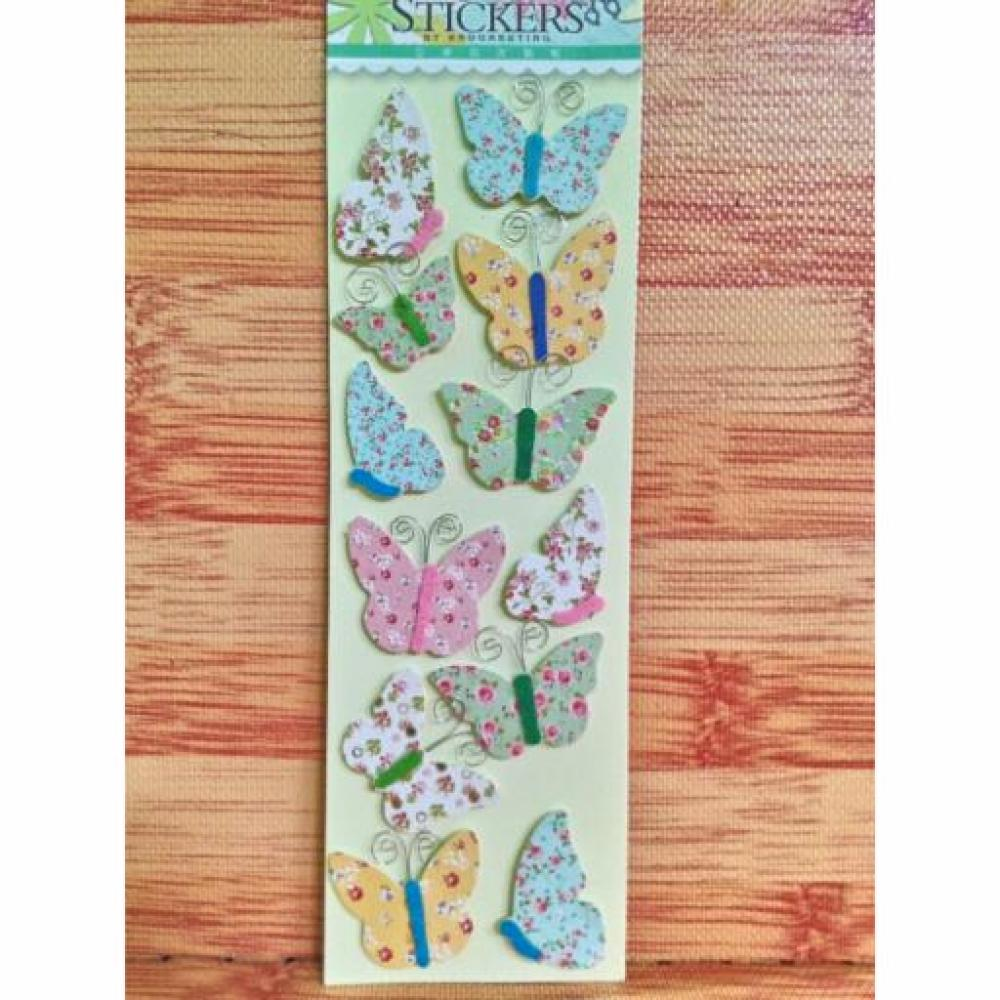 Scrapbook - 3D Sticker Long (F)